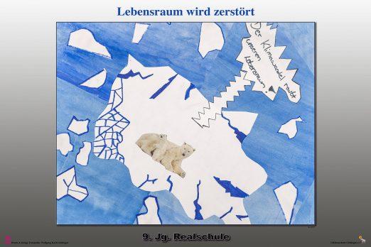 """Werk aus der """"Jugend-Klima-Zukunft""""-Sammlung"""