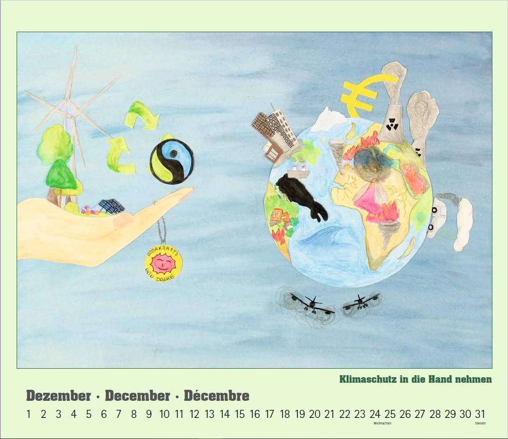 Beispiel Kalenderblatt